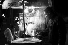 Om the Street by Luca La Veglia on 500px
