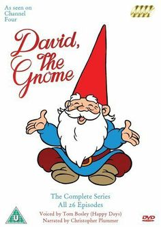 David the Gnome (1985) Poster I so wish I could share this show with my children. Loved it!!!