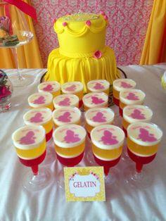 Princesa gelatina!!