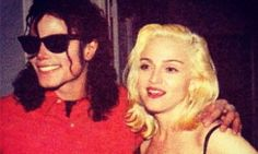 Madonna shares throwback photo with Michael Jackson