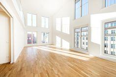 Altstadt: Luxuriöse 6-Zimmer-Galeriewohnung mit Dachterrasse und Panoramablick in trendiger Lage zum Erstbezug Details: http://www.riedel-immobilien.de/objekt/3282