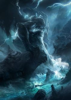 Cthulhu storm