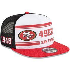 San Francisco 49ers Black Woodland Camo NFC NFL New Era 9Fifty Snapback Hat Cap