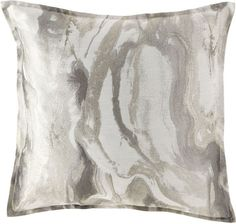 """Isabella Collection by Kathy Fielder Marcello Pillow, 22""""Sq."""
