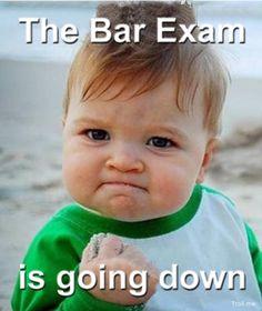 Take that Bar Exam!