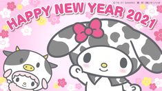 Sanrio Wallpaper, Hello Kitty Wallpaper, Sanrio Characters, Fictional Characters, Simple Wallpapers, Love Holidays, Cute Memes, Little Twin Stars, Chinese New Year