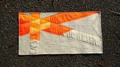 Prism Challenge Mini Quilt June 2015