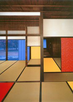 Japanese prints (tatami), 2007. Rodrigo Oliveira