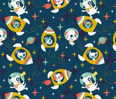 I almost forgot how much fun it is to design for the weekly contest. It's been a while ago that i joined, but i couldn't resist the theme. And it gave me so much fun to make this! thank you Spoonflower!