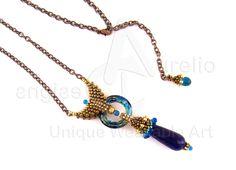 Necklace - El Pendulo