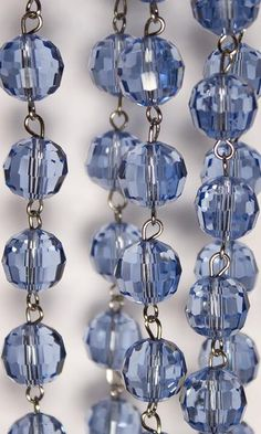 Clear Crystal Beads For Gril Clear Chandelier Bead Lamp Chain For Wedding Party Tree Garlands Decoration Diy Jewelry Making Links, Rings & Tubes Hair Extensions & Wigs