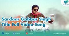 Sardaar Gabbar Singh Full Video Song – Title Song