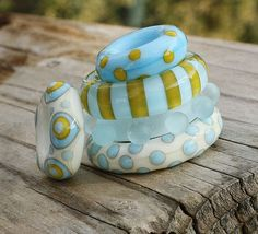 Sky blue and lemon yellow | Vickie Miller | Flickr