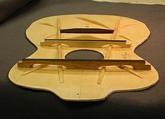 Engineered braces - The Acoustic Guitar Forum