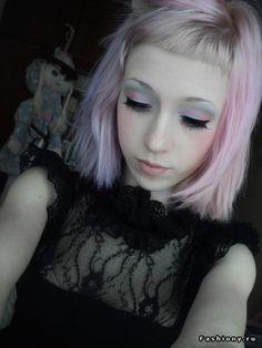 pastel hair tumblr