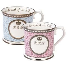 Rose Tea Cottage HRH-his royal highness... also my son's initials