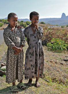 Amhara People | Amhara Tribe