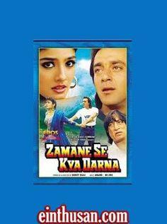 Zamane Se Kya Darna Hindi Movie Online - Sanjay Dutt, Raveena Tandon and Alok Nath. Directed by Bobby Raj. Music by Anand Chitragupth. 1994 [U] w.eng.subs
