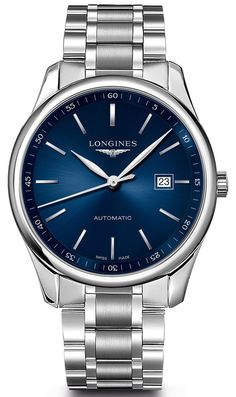 @longineswatches Master Collection #add-content #basel-17 #bezel-fixed #bracelet-strap-steel #case-material-steel #case-width-42mm #date-yes #delivery-timescale-call-us #dial-colour-blue #gender-mens #l28934926 #luxury #movement-automatic #new-product-yes #official-stockist-for-longines-watches #packaging-longines-watch-packaging #price-on-application #style-dress #subcat-master-collection #supplier-model-no-l2-893-4-92-6 #warranty-longines-official-2-year-guarantee #water-resi...