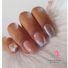 Manicure At Home, Beauty Spa, Nail Arts, Cute Nails, Pedicure, Nail Designs, Nail Polish, Make Up, Panda