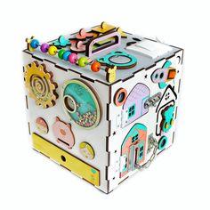 59 отметок «Нравится», 22 комментариев — ↟эко игрушки из дерева↟бизикуб (@kinder_smart) в Instagram: «Развивающий комплекс (куб) для детей от 1-го года до 5-ти лет☘️Материал - дерево☘️сертифицированные…»
