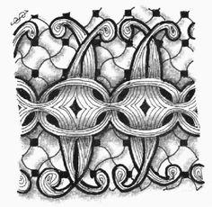 Lily's Zentangles