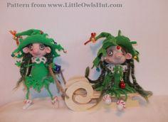 Project by Natalia Rogova. Doll Marie the Christmas tree crochet pattern by Pertseva for LittleOwlsHut # Doll #Marie #the Christmas tree # crochet pattern# Pertseva# LittleOwlsHut# crafts & DIY