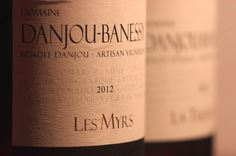 Les Myrs, one of the best wines we ever had from the Roussillon. Elegant, refined, incredibly fresh and extremely well balanced. The top wine of Domaine Danjou-Banessy