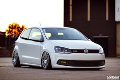 VW Polo GTI Cars Uk, Vw Cars, Vw Golf Vr6, Vw Fox, Polo R, Ford Fiesta St, Volkswagen Jetta, Modified Cars, Dream Cars