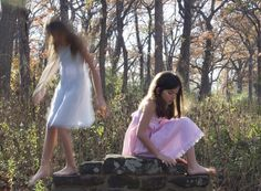 Photographic Essay, Sisters, Digital Image, Courtney Warren