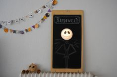 SO SUNNY: Cartel luminoso de Jack Skeleton, Modo Halloween ON