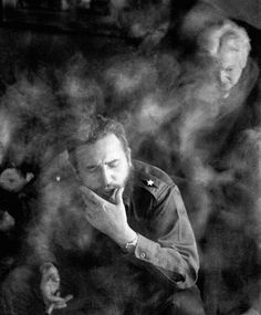 1959: The year Fidel Castro completely charmed America >>> Interesting photo essay, really he looks like such a happy hipster.