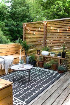 Gorgeous Outdoor Garden Furniture Ideas 68