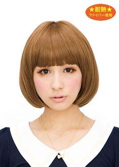 http://www.lapindor.co.jp/lapindor/  WIG レディース ウィッグ ファッション ナチュラル