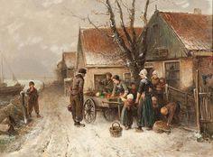 Mari ten Kate (The Hague 1831 - Driebergen-Rijsenburg 1910)