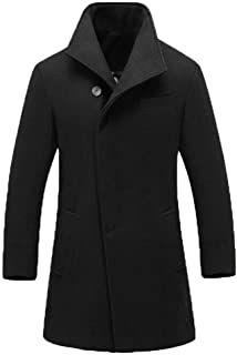Amazon.com : men overcoat long Man's Overcoat, Cashmere, Amazon, Jackets, Men, Fashion, Down Jackets, Moda, Cashmere Wool