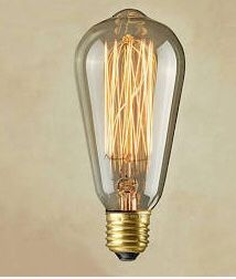 Very on trend – vintage bulbs work great in glass shades. Lightinthebox have Retro Vintage Artistic Industrial at each Leorx have a 3 pack for Woodies have Osram option A… Vintage Light Bulbs, Vintage Lighting, Retro Vintage, Edison Lighting, Buying Wholesale, Incandescent Bulbs, Glass Shades, Audi, Filament