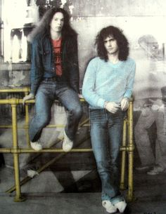 Pat Metheny and Lyle Mays