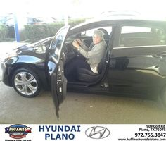 #HappyBirthday to Louise Baker from Samuel Anthony Salas at Huffines Hyundai Plano!
