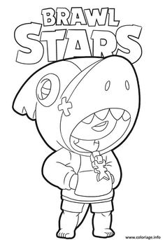 15 best דפי צביעה בראול סטארס images | star coloring pages, coloring pages, brawl