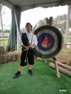 """This looks so cool!  Highland games at Epcot in honor of the opening of """"Brave."""""""