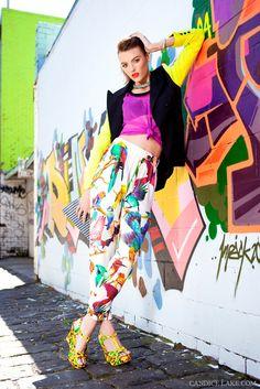 Betts: Montana Cox by Candice Lake Graffiti Photography, Photography Poses, Fashion Photography, Fashion Shoot, Editorial Fashion, Fashion Poses, Australia's Next Top Model, Banksy, Grunge