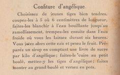 Confiture d'Angélique