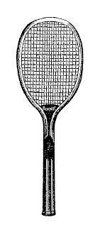 vintage sports equipment clipart