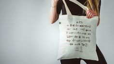 Tote bag from the 'wanderlust' collection Expressionism, Poem, Wanderlust, Reusable Tote Bags, Jar, Clothing, Collection, Outfits, Verses