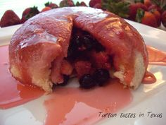 Scottish Recipes - Summer Pudding