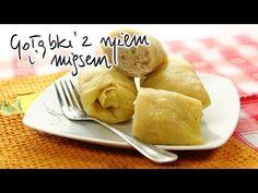 Gołąbki z ryżem i mięsem | Smaczne-Przepisy.TV - YouTube