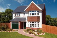 Oxford, redrow, 4 bed home Crewe