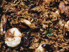 Shrimp, Chicken and Andouille Jambalaya, Cajun and Creole Recipes