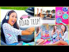 ☼  Summer Road Trip ☼ Essentials Outfits Food + Songs! Mylifeaseva